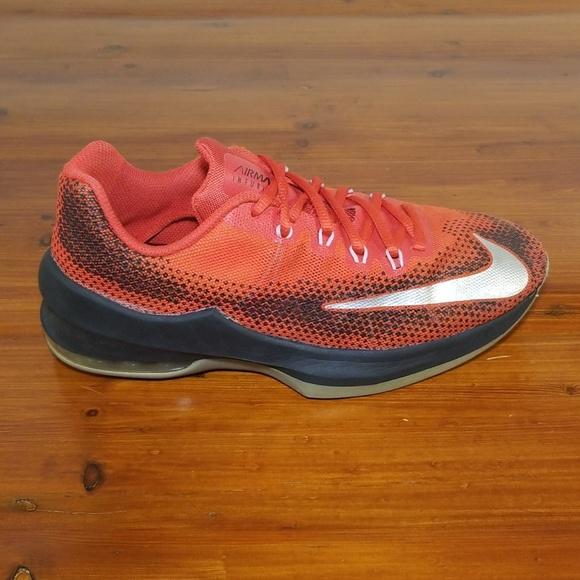 1d94ee7d8f1 Nike Air Max Infuriate II Mid. Red/Black. 6.5Y.